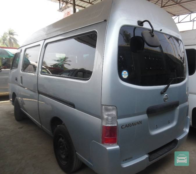 Caravan Used Cars: Nissan Caravan 2008 (#460967) For Sale In Thaketa