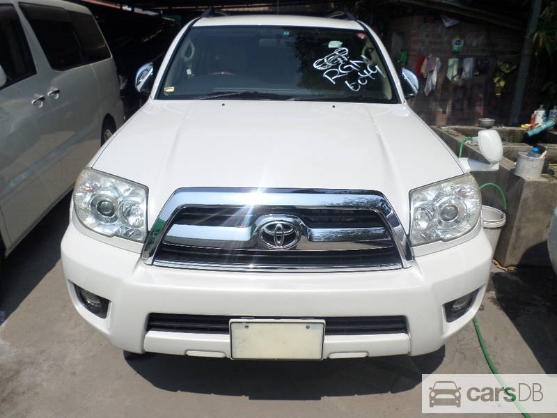 Toyota Hilux Surf 2006
