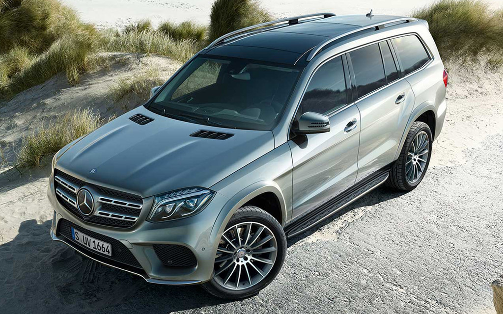 Minivan For Sale >> Brand New Mercedes-Benz GLS 400 4MATIC Cars For Sale in ...
