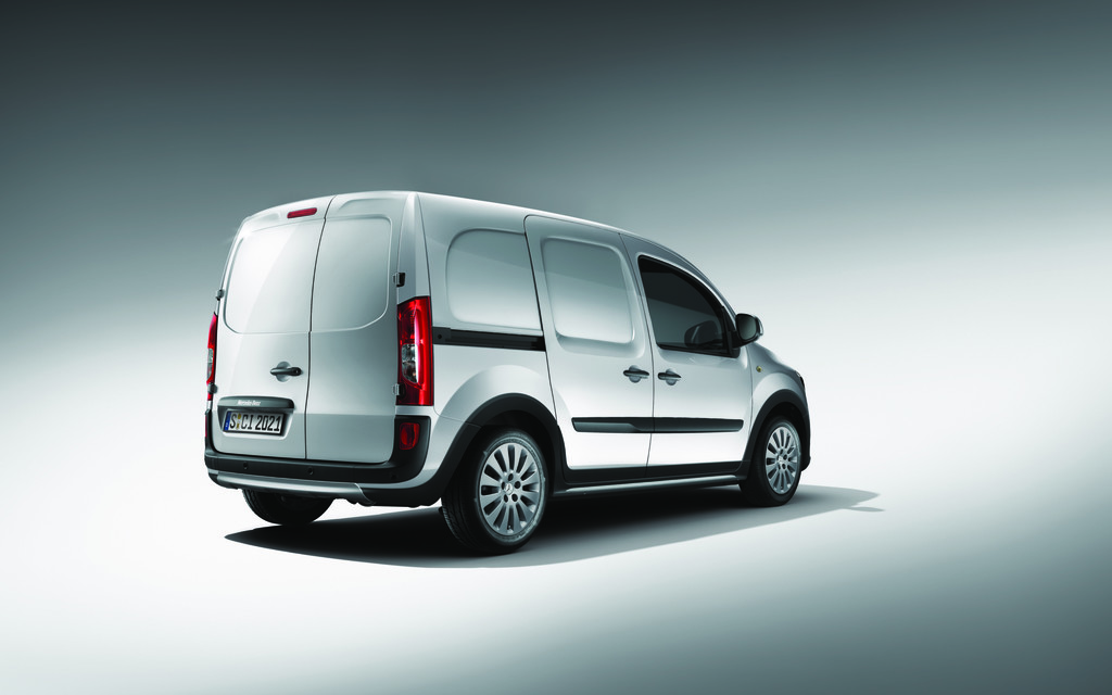Minivan For Sale >> Brand New Mercedes-Benz Citan Panel Van Cars For Sale in Myanmar | CarsDB