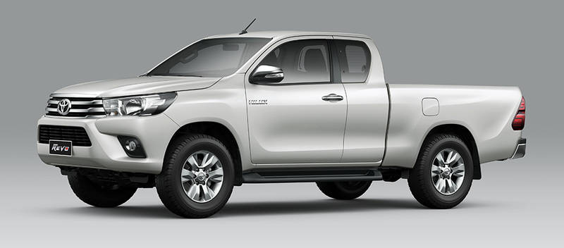 Best Used Minivan >> Brand New Toyota Hilux Revo Extra Cab Cars For Sale in ...