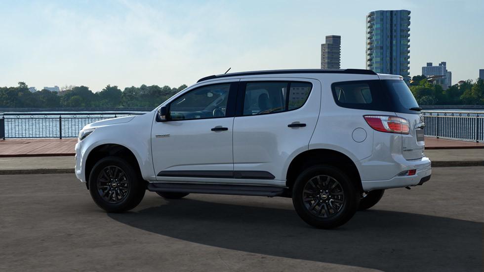 Brand New CHEVROLET Trailblazer Cars For Sale in Myanmar ...