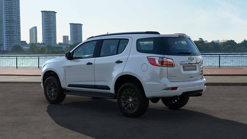 Brand New CHEVROLET Trailblazer Cars For Sale in Myanmar | CarsDB