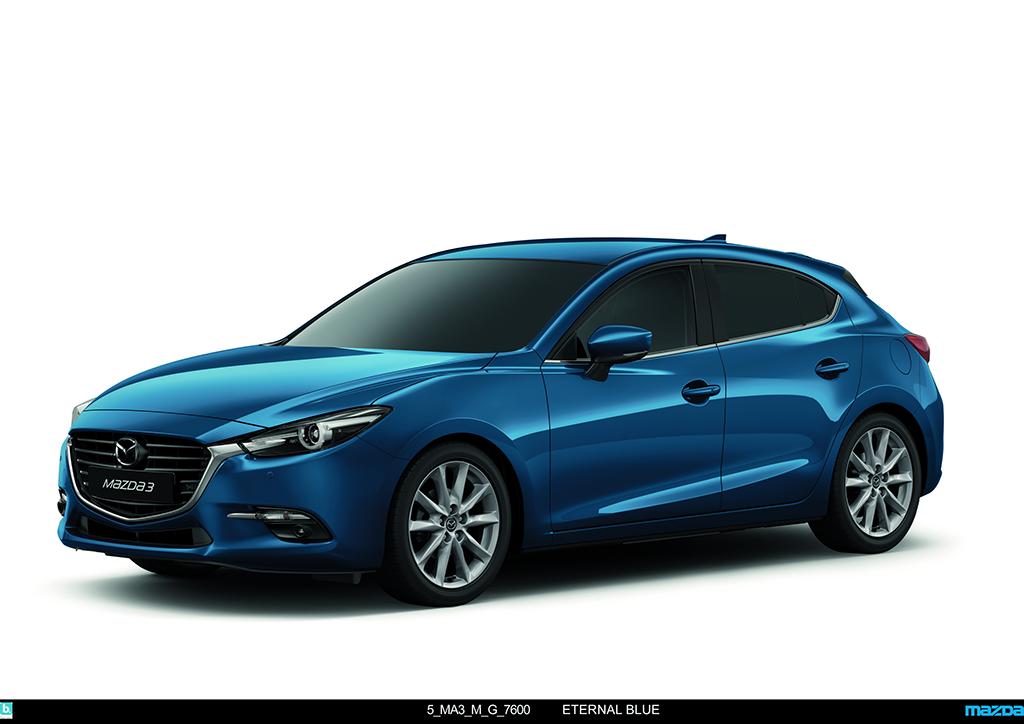 Brand New MAZDA Mazda 3 Cars For Sale In Myanmar