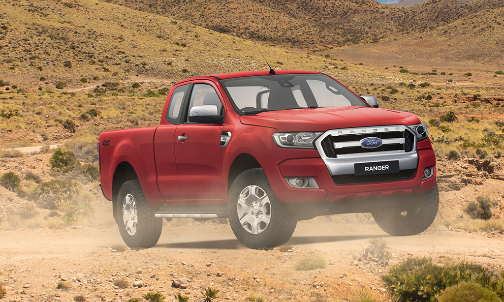 Ford Ranger 2 3 L Engine For Sale >> Brand New FORD RANGER Rap Cab XLT Cars For Sale in Myanmar   CarsDB