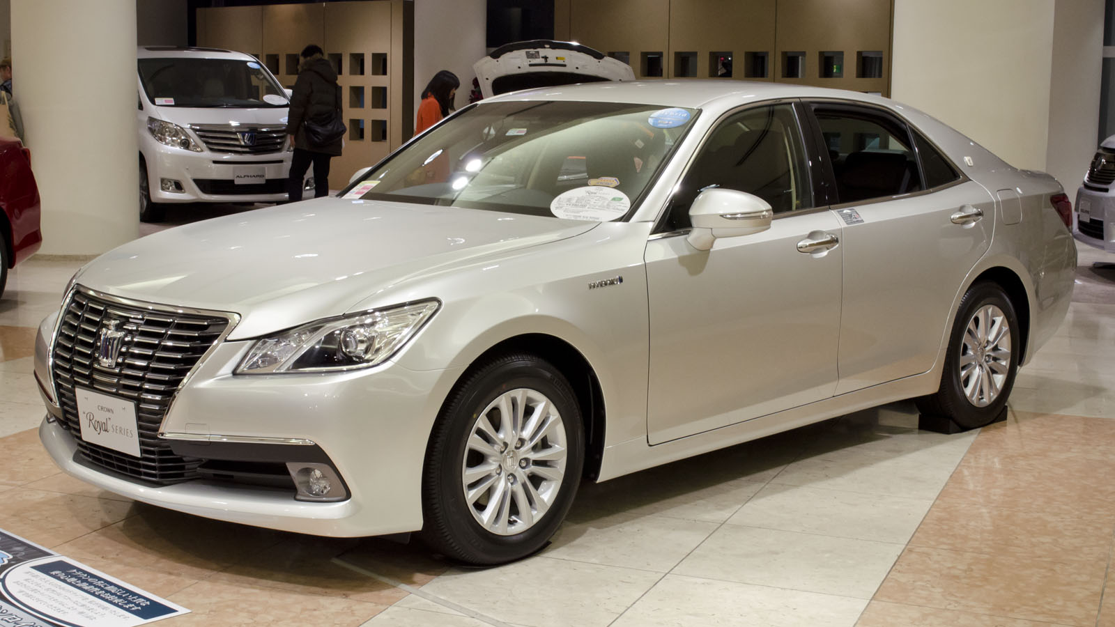 Toyota Crown Royal Saloon Cars For Sale In Myanmar Found