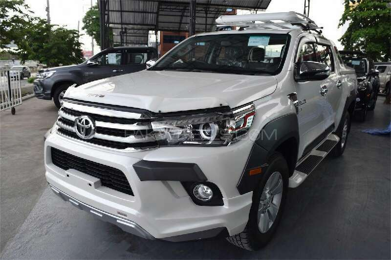 Toyota Hilux Vigo Champ Cars For Sale In Myanmar Found