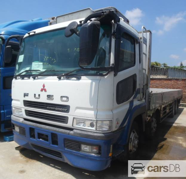 Mitsubishi Fuso Super Great 2006
