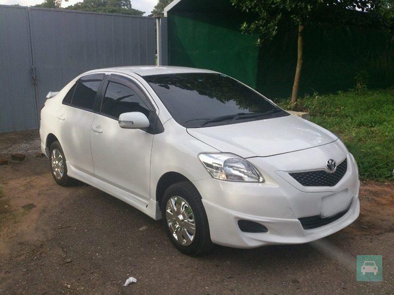 Toyota Belta 2009 348849 For Sale In Myanmar Carsdb