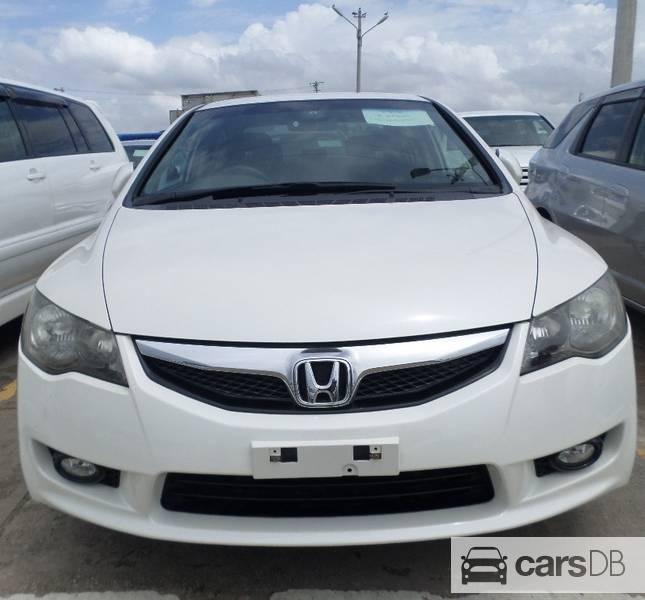 Honda Civic Hybrid 2010 (#548359) For Sale In Hlaing | CarsDB