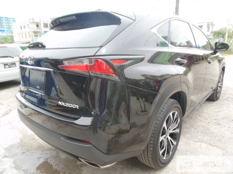 lexus nx 200t 2014 549206 for sale in mahaaungmyay carsdb. Black Bedroom Furniture Sets. Home Design Ideas