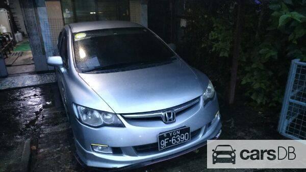 Honda Civic Hybrid 2010 (#552291) For Sale In Dagon Myoth... | CarsDB