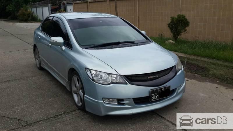 Honda Civic Hybrid 2007 (#558313) For Sale In Tamwe | CarsDB
