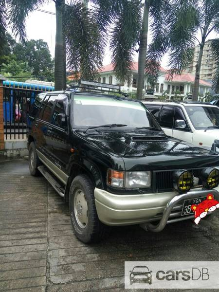 Isuzu trooper 1995 563610 for sale in yankin carsdb aloadofball Images