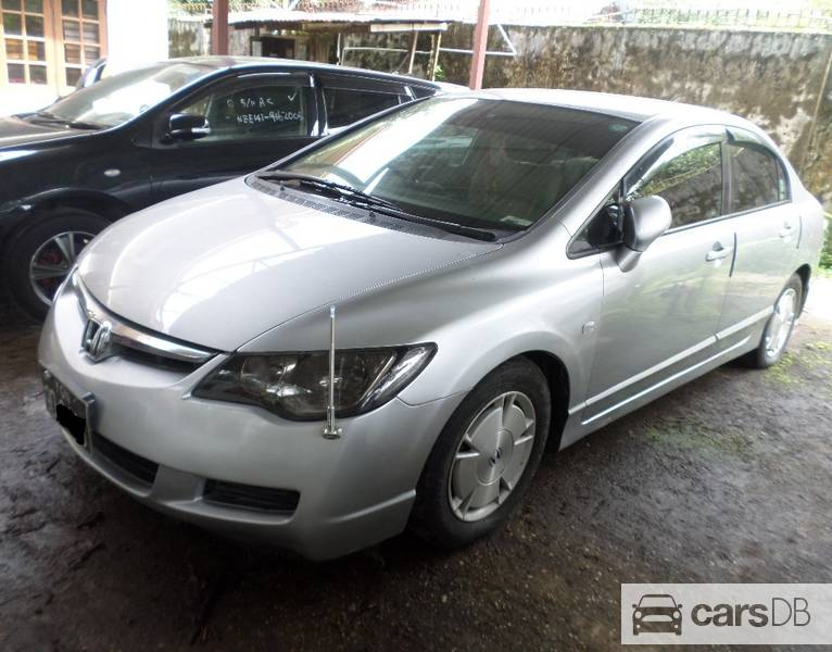 honda civic hybrid 2006 564940 for sale in thingangkuun carsdb. Black Bedroom Furniture Sets. Home Design Ideas