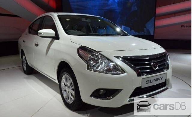 Nissan Sunny Supersaloon 2016 569946 For Sale In Tamwe Carsdb