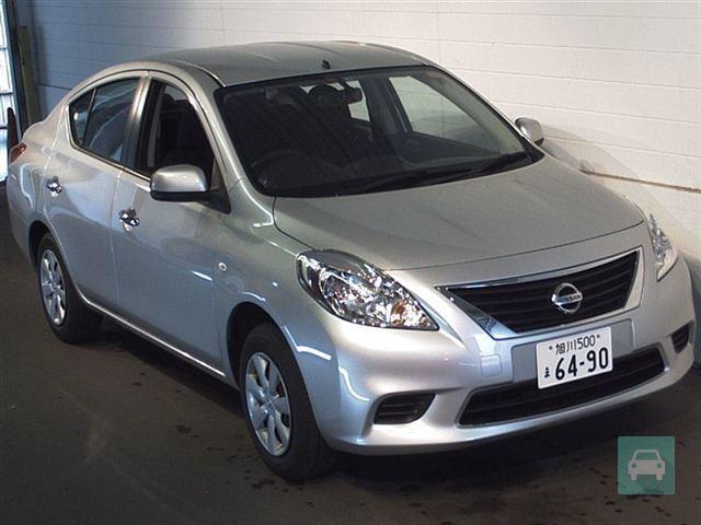 Nissan Tiida Latio 2012 319953 For Sale In Mahaaungmyay Carsdb