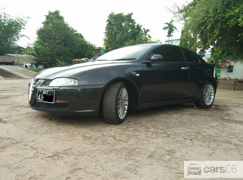 alfa romeo gt 2005 575233 for sale in thingangkuun carsdb. Black Bedroom Furniture Sets. Home Design Ideas