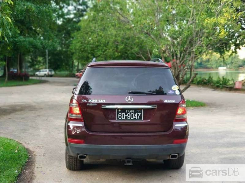 Mercedes benz gl320 cdi 2006 576325 for sale in mingal for Mercedes benz gl320 cdi