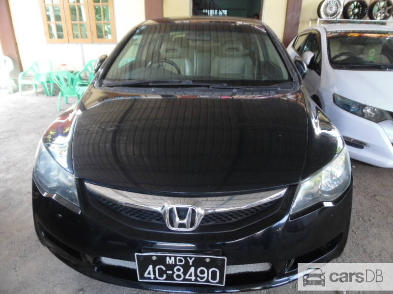 Honda Civic Hybrid 2005 (#579847) For Sale In Mahaaungmyay | CarsDB