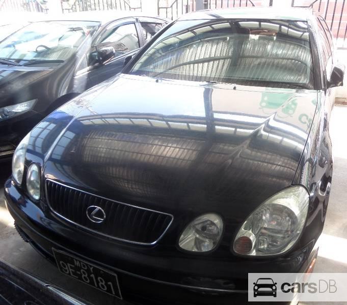 Lexus Gs For Sale: Lexus GS 300 2004 (#579892) For Sale In Mahaaungmyay