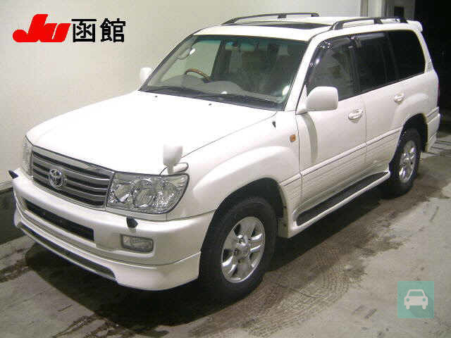 Toyota Land Cruiser 2000 (#376905) For Sale In Myanmar | CarsDB