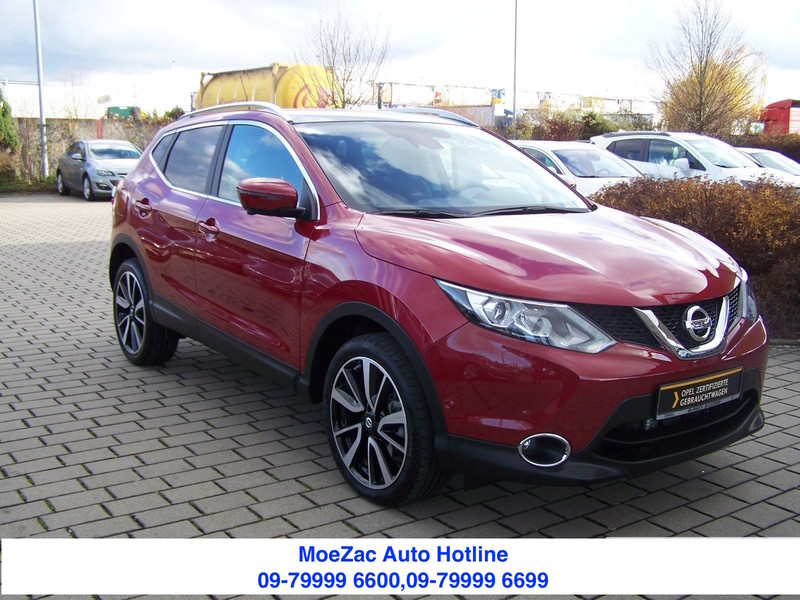 Nissan Qashqai 2015 (#591240) for sale in ...
