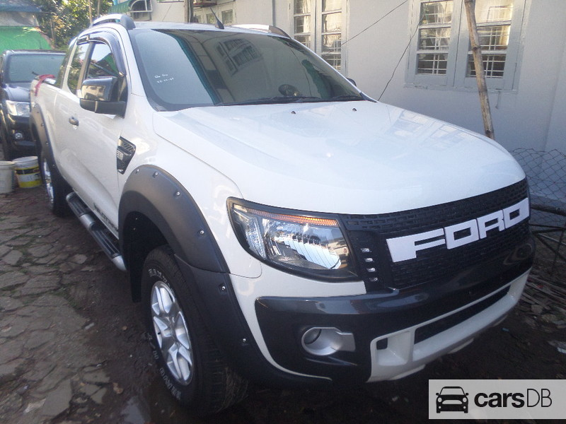 ford ranger 2013 594145 for sale in kyeemyindaing carsdb. Black Bedroom Furniture Sets. Home Design Ideas