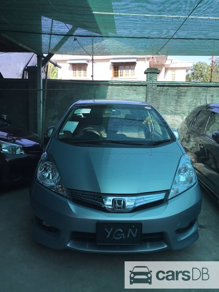 Honda fit club myanmar celebrity