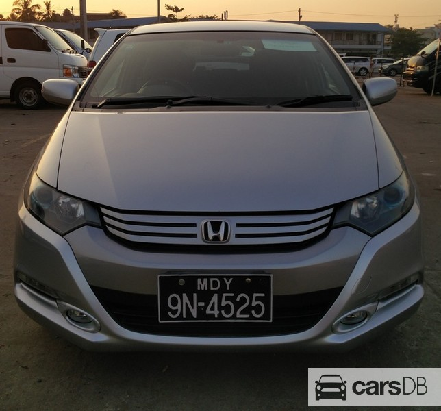 Honda Insight 2011 (#598227) For Sale In Hlaing