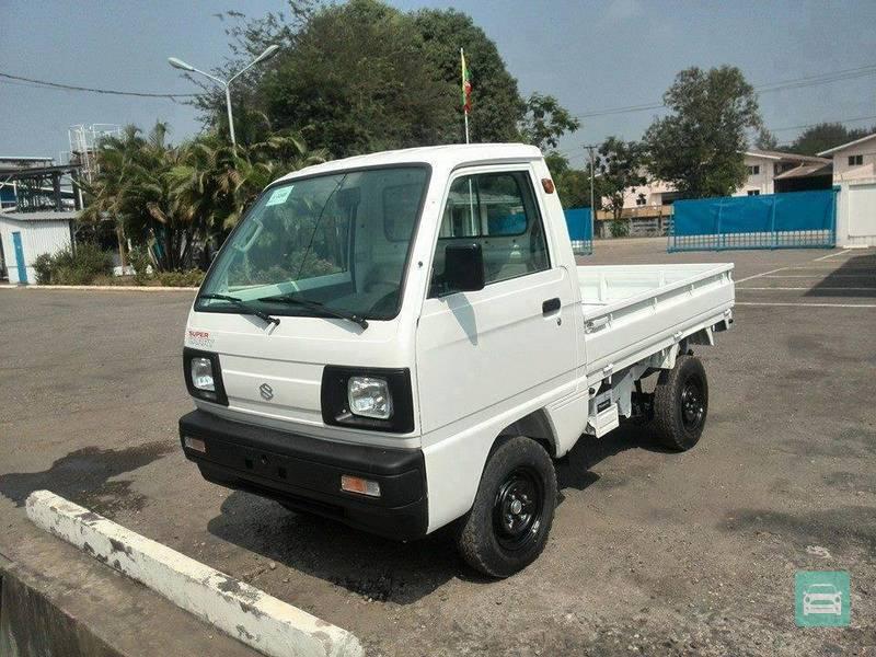 Suzuki Carry Truck In Myanmar