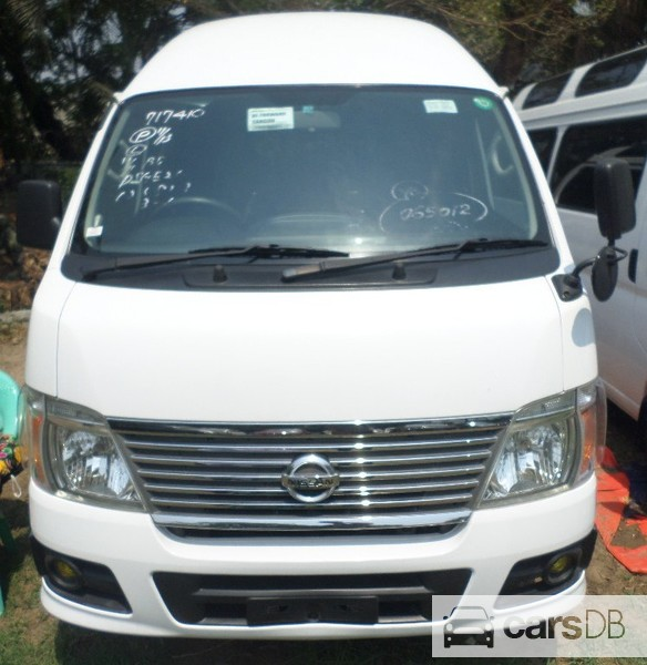 Caravan Used Cars: Nissan Caravan 2007 (#607268) For Sale In Tamwe
