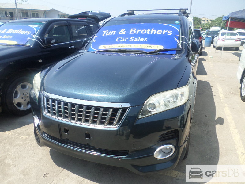Toyota Vanguard 2007 (#611636) for sale in Hlaing | CarsDB
