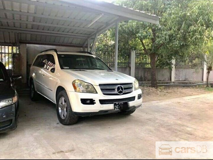 Mercedes Benz GL450 2007 (#612570) For Sale In Bahan   CarsDB
