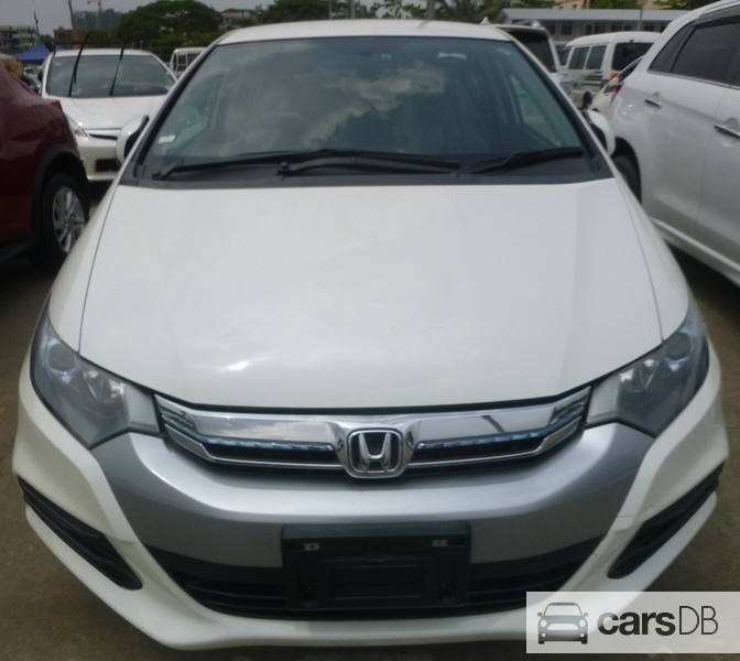 Honda Insight 2012 (#612988) For Sale In Hlaing