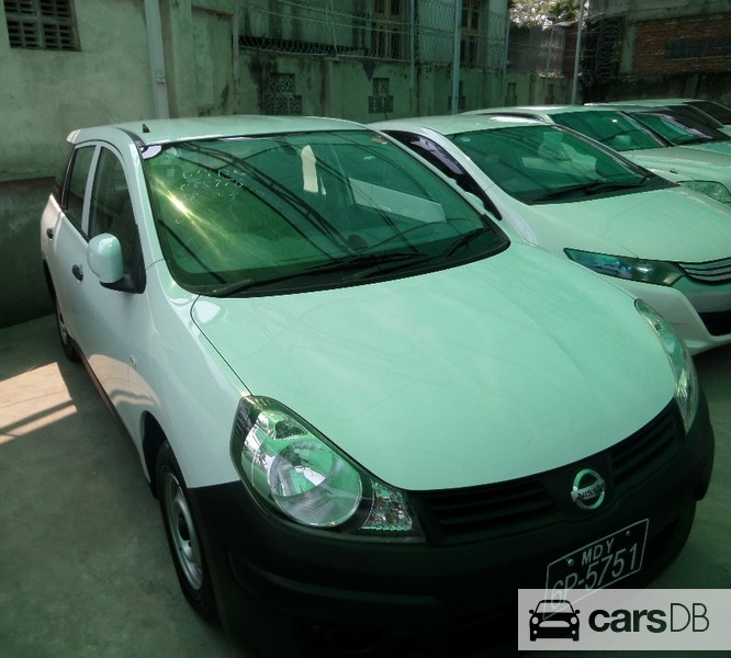 Nissan AD Van 2011 (#613081) for sale in Chanmyathazi | CarsDB