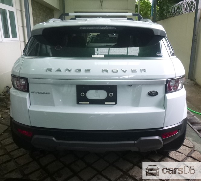 Land Rover Range Rover Evoque 2013 (#620869) For Sale In