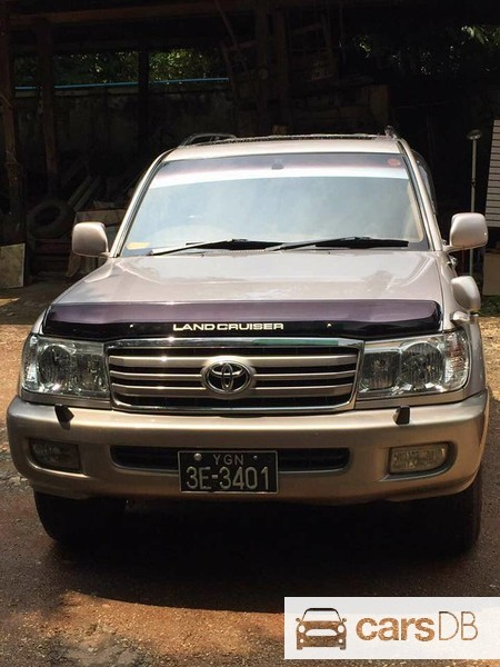 Toyota Land Cruiser 2000 (#626638) For Sale In Tamwe | CarsDB