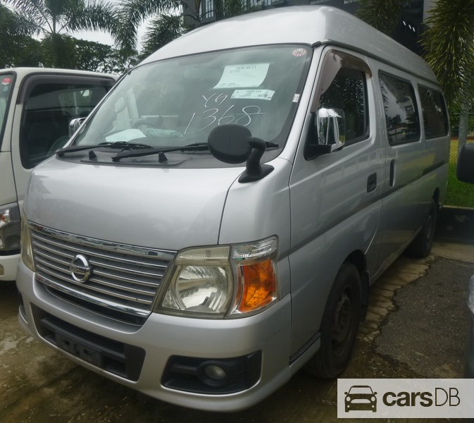Caravan Used Cars: Nissan Caravan 2008 (#629101) For Sale In