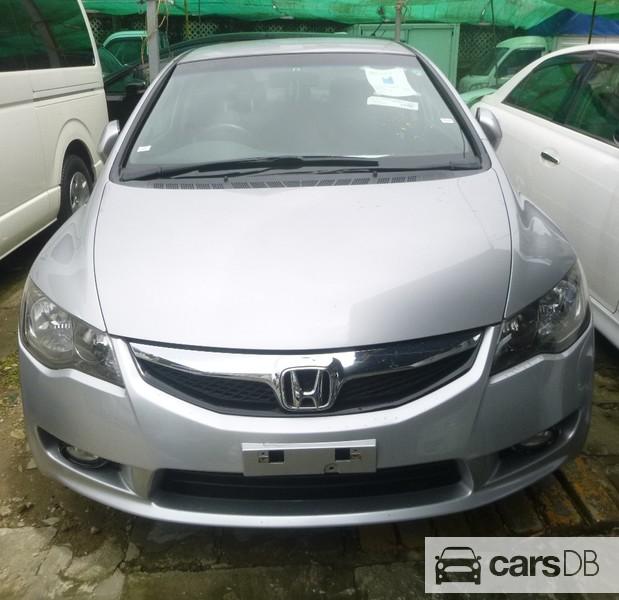 Honda Civic Hybrid 2010 (#636169) For Sale In Hlaing | CarsDB