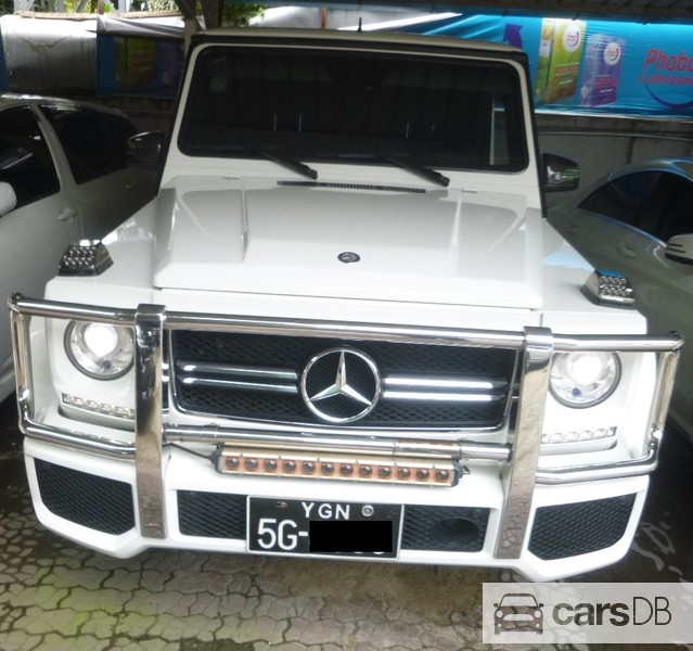 Mercedes Benz G63 Used: Mercedes-Benz G63 AMG 2013 (#636428) For Sale In Mayangone
