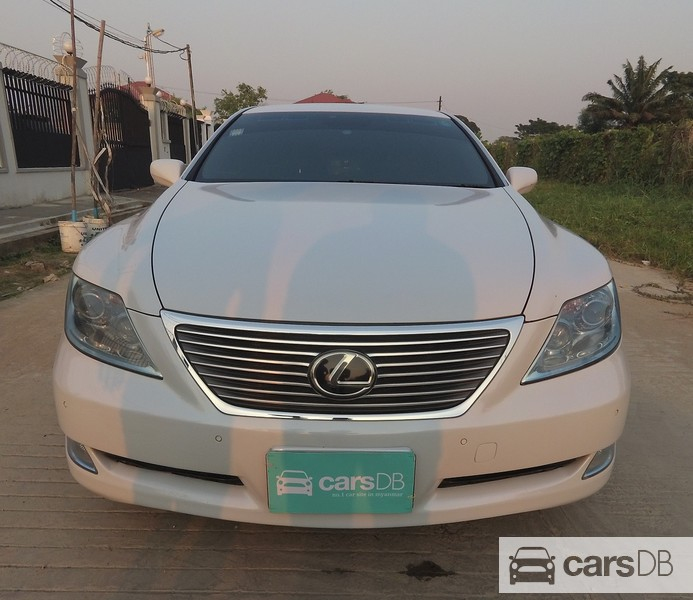 Lexus 2008 Ls460 For Sale: Lexus LS 460 2007 (#654846) For Sale In Thingangkuun