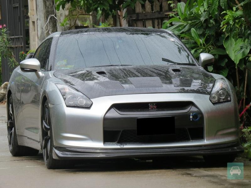 Nissan GTR R35 2007 (#292538) for sale in Myanmar | CarsDB