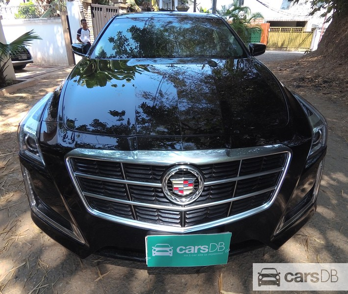 Cadillac CTS 2014 (#661284) For Sale In Mayangone