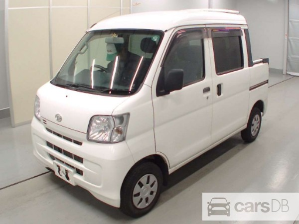 Daihatsu Hijet Deck Van 2014 (#681114) for sale in Aungmy    | CarsDB