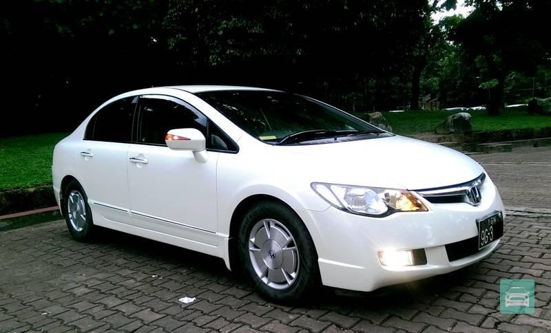 Lovely Honda Civic Hybrid 2007 (#426774) For Sale In Mingalartau... | CarsDB