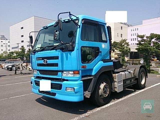 nissan diesel ud trucks tractor head 2005 387318 for carsdb. Black Bedroom Furniture Sets. Home Design Ideas