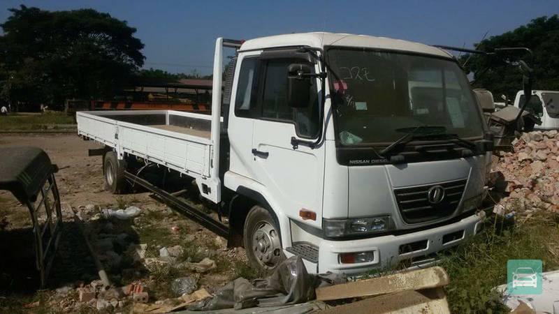nissan diesel ud trucks condor 2005 459609 for sale carsdb. Black Bedroom Furniture Sets. Home Design Ideas