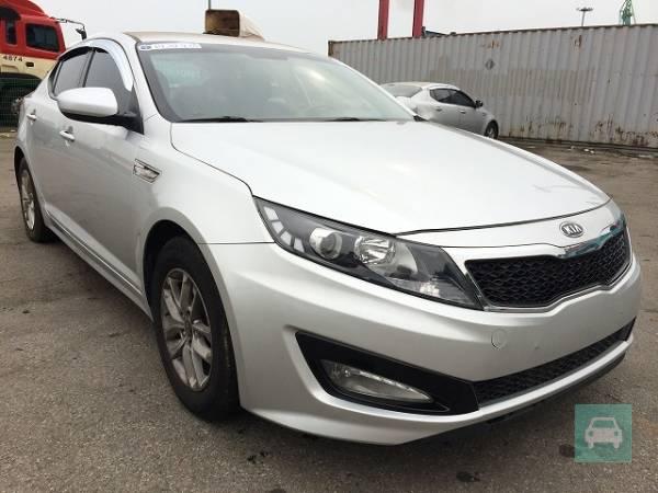 Kia Optima 2011 (#389301) ကို Sanchaung ၿမိဳ့နယ္တြင္ေရာင္... | CarsDB