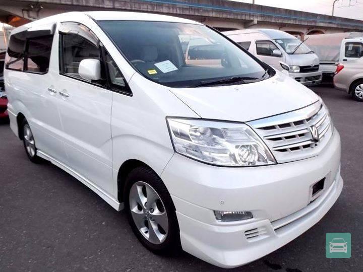 Alphard Car Price In Myanmar